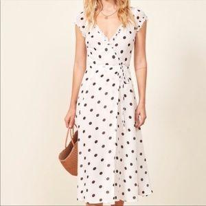 Reformation gwenyth dress